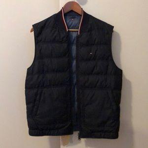 Tommy Hilfiger double-faced vest